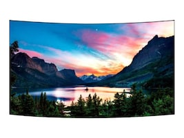 LG (2) 55 EF5C Full HD OLED Open-frame Curved Signage Display, 55EF5C-M2, 33422761, Monitors - Large Format