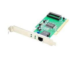ACP-EP Memory ADD-PCI-1RJ45 Main Image from Right-angle