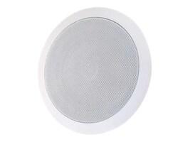 C2G Ceiling Speaker 70v, 5in, White, 39907, 13917395, Speakers - Audio