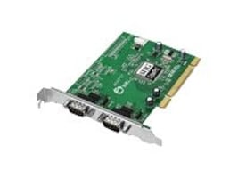 Lenovo ThinkServer Dual Serial Port PCIe Adapter, 0C19511, 16282057, Controller Cards & I/O Boards