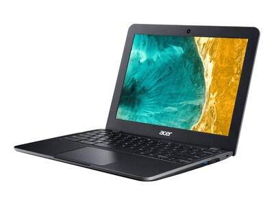 Acer Chromebook C851-C9CF Celeron N4000 1.1GHz 4GB 32GB eMMC ac BT WC 12 HD Chrome OS, NX.H96AA.001, 36616000, Notebooks