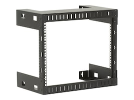 Black Box Open Frame Rack, 8U x 12d, RMT990A, 32877114, Racks & Cabinets