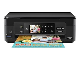 Epson Expression Home XP-440 Small-in-One Printer, C11CF27201, 33569480, MultiFunction - Ink-Jet