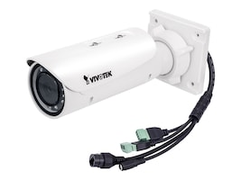 Vivotek IB836BA-HT Vari-focal P-iris Remote Focus Bullet Network Camera, IB836BA-HT, 33117660, Cameras - Security