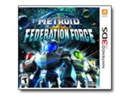 Nintendo Metroid Prime: Federation Force, 3DS, CTRPBCAE, 31749364, Video Games