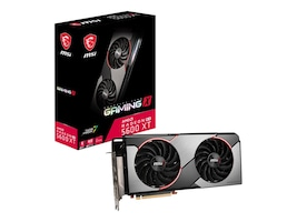 MSI Computer RX 5600 XT GAMING X Main Image from Left-angle