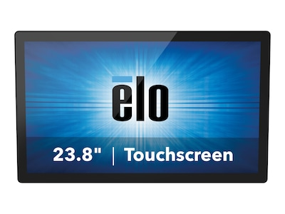 ELO Touch Solutions 23.8 2494L Full HD LED-LCD TouchPro PCAP Touchscreen Monitor, E331987, 34276187, Monitors - Touchscreen