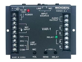 Accu-Tech Voice-Activated Relay, VAR1, 13880650, Stereo Components