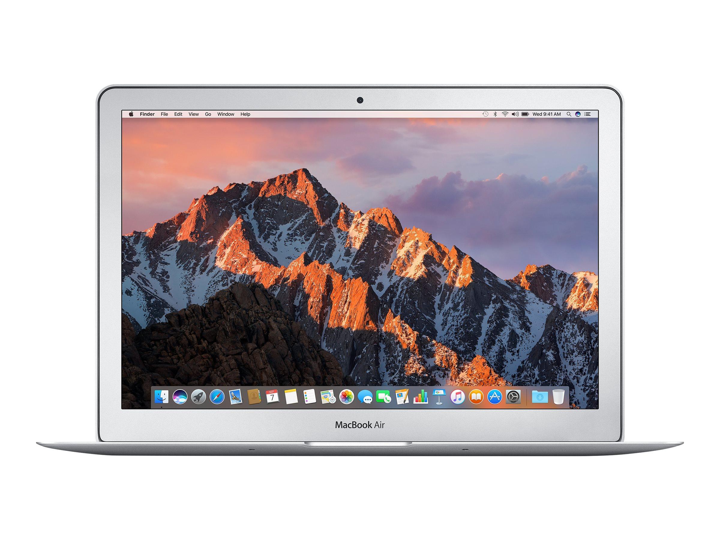 Apple MacBook Air 13 1.8GHz Core i5 8GB 128GB PCIe SSD HD 6000, MQD32LL/A, 34179192, Notebooks - MacBook Air
