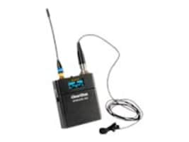 ClearOne DIALOG 20 Series Wireless Beltpack Transmitter, 910-6104-001, 34380902, Microphones & Accessories