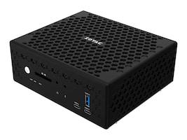 Zotac ZBOX Nano SFF Fanless Core i5-6300U 2xGbE WiFi, ZBOX-CI545NANO-U, 32153124, Desktops