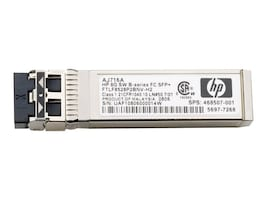 HPE 16Gb FC Short Wave SFP+ LC Transceiver, QK724A, 13297085, Network Transceivers