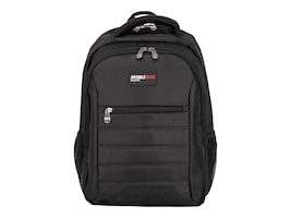 Mobile Edge SmartPack 16 17 for Mac, Black, MEBPSP1, 31030931, Carrying Cases - Other