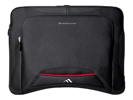 Brenthaven BX2 Sleeve Plus, 2225, 17346542, Carrying Cases - Notebook