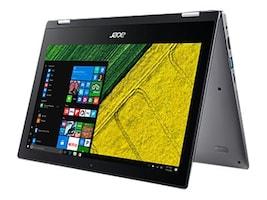 Acer Spin SP111-32N-C53M Celeron N3350 1.1GHz 4GB 64GB SSD ac BT WC 2C 11.6 FHD MT W10H64, NX.GRMAA.005, 34612945, Tablets