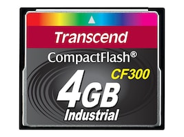 Transcend Information TS4GCF300 Main Image from Front
