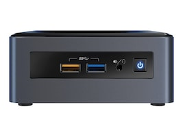 Intel BOXNUC8I3CYSM1 Main Image from Front