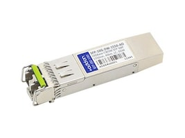 ACP-EP Memory SFP-10G-DW-1550-AO Main Image from Left-angle