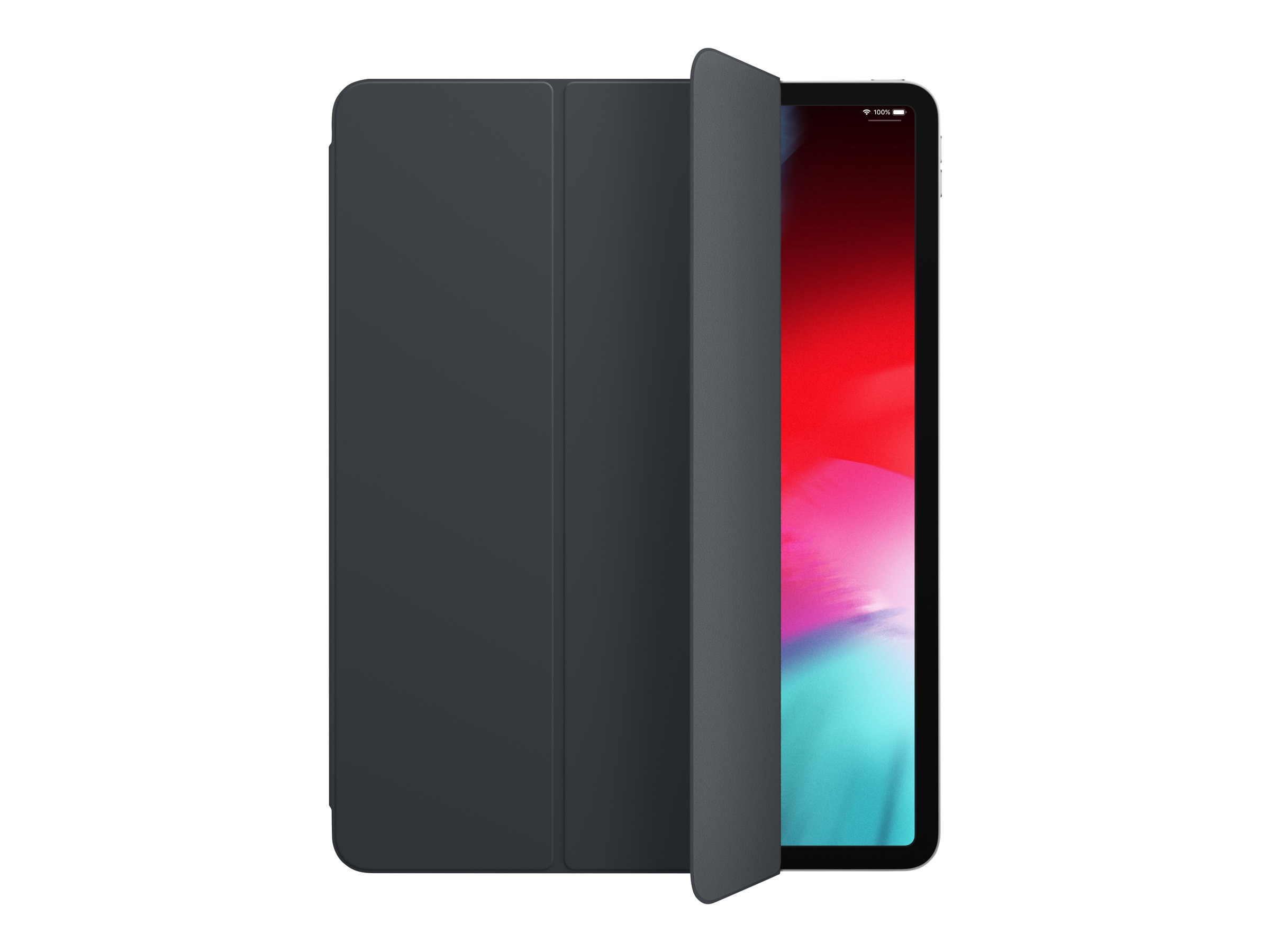 Charcoal Apple MRXD2ZM//A Smart Folio Case for 12.9 inch iPad Pro Gray