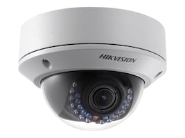 Hikvision 4 MP WDR Dome Network Camera w  IR, DS-2CD2742FWD-IZS, 30914663, Cameras - Security