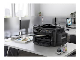 Epson WorkForce ET-16500 EcoTank Wide-format All-in-One Supertank Printer, C11CF49201, 32399765, MultiFunction - Ink-Jet