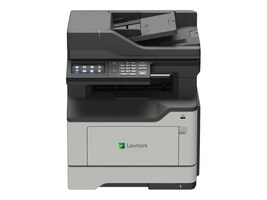 Lexmark MX421ade Multifunction Mono Laser Printer, 36S0700, 35476535, MultiFunction - Laser (monochrome)