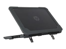 Max Cases Extreme Shell for HP CB EE 11, Gray, HP-ES-CB4EE-11-GRY, 32903212, Carrying Cases - Notebook