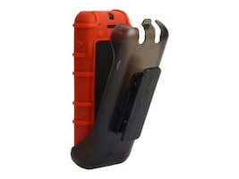 Zcover Dock-in-Case Rugged HealthCare Grade Back Open Silicone Case, Holster for Cisco 8821 IP Phone, Red, CI821PTD, 33842589, Carrying Cases - Phones/PDAs