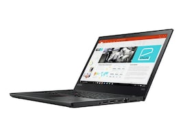 Lenovo TopSeller ThinkPad T470 2.5GHz Core i7 14in display, 20JM000BUS, 33947049, Notebooks