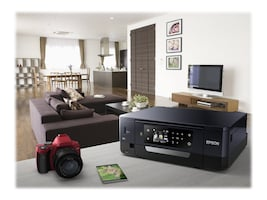 Epson Expression Premium XP-640 Small-in-One Printer, C11CF50201, 32239913, MultiFunction - Ink-Jet