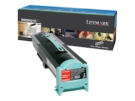 Lexmark Black High Yield Toner Cartridge for W850 Printer Series, W850H21G, 10786271, Toner and Imaging Components - OEM