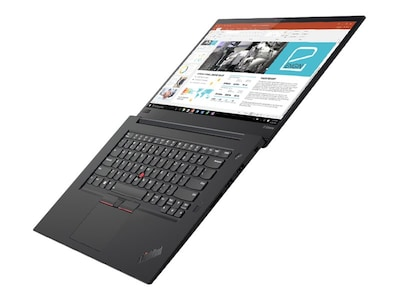 Lenovo TopSeller ThinkPad X1 Extreme G1 2.6GHz Core i7 15.6in display, 20MF000QUS, 36097078, Notebooks