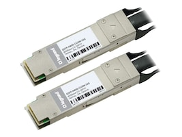 C2G (Cables To Go) QSFP-H40G-CU3M-LEG Main Image from Left-angle