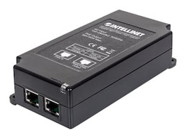 Intellinet 30W High Power GbE PoE+ Injector, 561037, 33853501, PoE Accessories