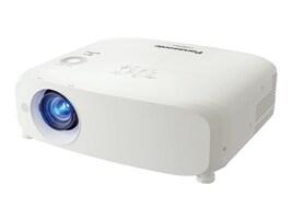 Panasonic PT-VX610U XGA LCD Projector, 5500 Lumens, White, PT-VX610U, 34344493, Projectors