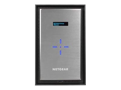 Netgear ReadyNAS 628X Ultimate Performance Business Data Storage - Diskless, RN628X00-100NES, 33765392, Network Attached Storage