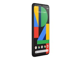 Google Pixel 4XL Smartphone, 64GB, White (Unlocked), GA01181-US, 38207023, Cell Phones