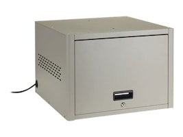 Black Box 10-unit iPad, Chromebook and Tablet Locker, UD10KP, 17354112, Charging Stations