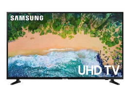 Samsung 64.5 NU6900 4K Ultra HD LED-LCD Smart TV, Black, UN65NU6900FXZA, 35966219, Televisions - Consumer