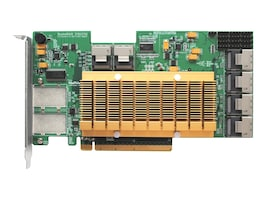 HighPoint RocketRAID 2782 SAS 6 GB s PCI-E 2.0 x16 Host Bus Adapter, RR2782, 35943922, Host Bus Adapters (HBAs)