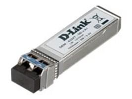 D-Link 10GBase-LR Transceiver Module, DEM-432XT-DD, 13024474, Network Transceivers