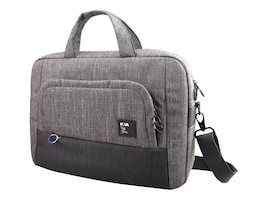 Lenovo On Trend Top Load by Nava, Gray, GX40M52035, 33170292, Carrying Cases - Notebook