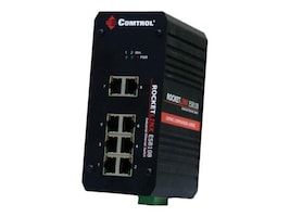 Comtrol RocketLinx ES8108 Unmanaged Switch, 32055-5, 13048151, Network Switches