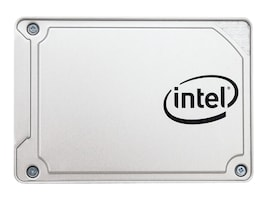 Intel SSDSCKKW512G8X1 Main Image from Top