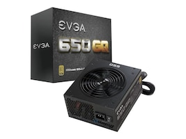 eVGA 210-GQ-0650-V1 Main Image from Right-angle