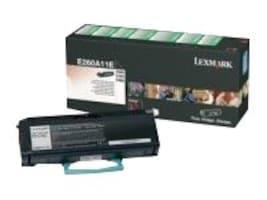 Lexmark Black Return Program Toner Cartridge for E260, E360 & E460 Series Printers, E260A11A, 9163711, Toner and Imaging Components