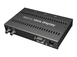 Matrox Veos Display Unit, Black, VS-DSPL-0F, 8879988, Video Extenders & Splitters