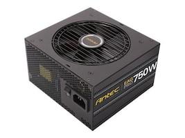 Antec EarthWatts Gold Pro 750W 80 Plus Gold Power Supply Unit, 750W 80 Plus Gold PSU, 34833334, Power Supply Units (internal)