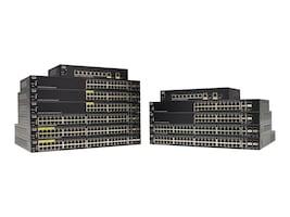 Cisco SF350-24P-K9-NA Main Image from Front