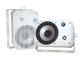 Pyle 6.5in Indoor Outdoor Waterproof Speakers, PDWR50W, 11447705, Speakers - Audio